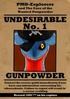 Undesirable No.1: Gunpowder by CountDraggula