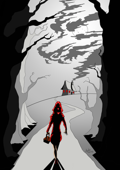 Red Riding Hood by sketcher298