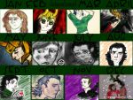 Art Summary 2012 by ladyandtramp1
