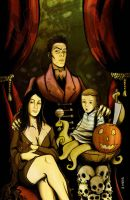FAMLY PORTRAIT by mister-bones