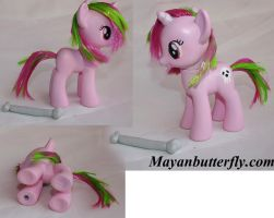 Skully G4 Custom FiM My Little Pony Multi View by mayanbutterfly