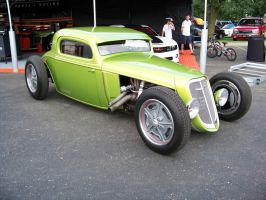Envo' Friendly '34 Coupe by DetroitDemigod