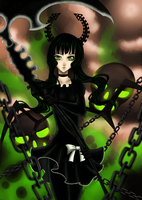 Dead Master - BRS by Drawings-of-Levi