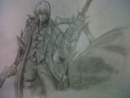 devil may cry by KaNoir