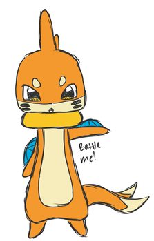 Lex the Buizel V2 by No0bieKidz