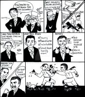 Romney vs. Obama the saga continues by Kiwi-tan