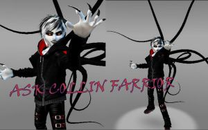 Ask Collin Farrior.... Well Anything by Stormtali