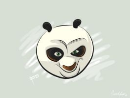 PO - Kung Fu Panda by Freestyler15