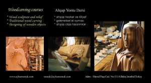Woodcarving courses by ayhantomak