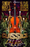 Classics on Tap by SCREWLOOSEDESIGN