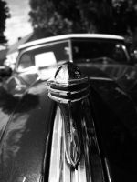 In front of the Buick by UglyKidAndy