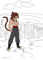 Fighting ground WIP by ShinTheDragonFighter