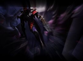 Zed League of Legends  #1 by xguides