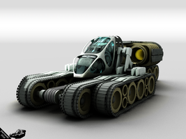finished vehicle by jhernando