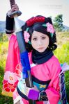 Momohime:::::: by Witchiko