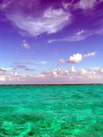 Off the Shores of Cozumel by pauljmccain