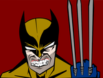 Wolverine by Issac-Stanley