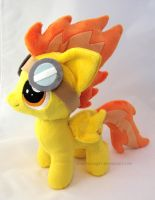 Spitfire filly by PlanetPlush