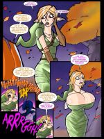 Link's Halloween Special pg3 by sampleguy