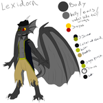Lexidorn The Pirate by VeeVeeTheRolepayer