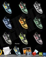 AWD x Nike Dunks Icon Pack by 5MILLI