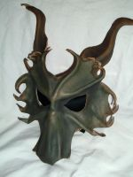 Dragon Mask by MaskedMenoly