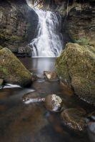 Hareshaw Linn. by gsphoto