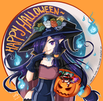 Halloween - 2014 by SandraGH