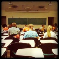 iPhone Snap: It's too early for this class... by Due-South