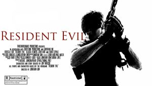 Resident Evil movie poster 4 by ma6