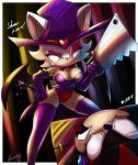 Rouge the bat +magician 3+ by ArchiveN