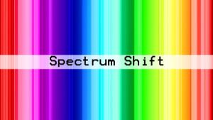 Coloured Bars by SpectrumShift