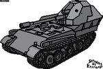 G.W. Panther by ServantofEntropy