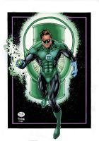 Green_Lantern by Troianocomics