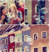 life in a bubble I by A-l-a-s-s-e-a