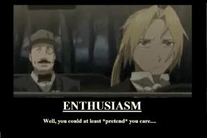 Elric Enthusiasm by generalarin