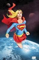 Supergirl by RossHughes