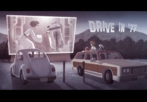 Drive-In '77 by OtisFrampton