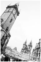 A Glimpse Of Prague -3- by ArtBIT