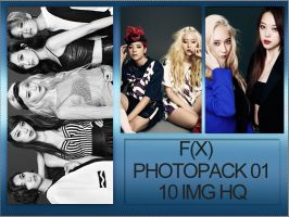 PHOTOPACK 01 F(X) by tutosparakpop