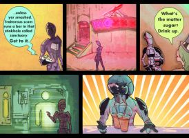 Borderlands 2 - Never question the mechanics by Kopffeine