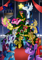 Christmas Time by Electuroo