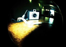 Lomo Golden Half by chocopple