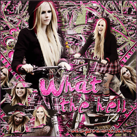 +What The Hell {Blend} by FuckingDreamLove