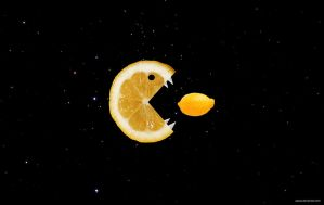 Lemon Eats Lemon wallpaper by azzza