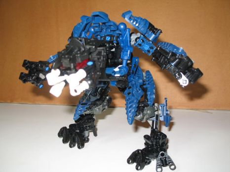 lego bionicle elite 2 by retinence