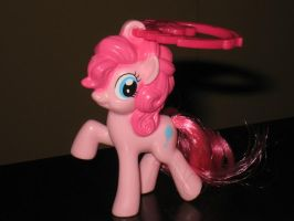 McDonald's Happy Meal: Pinkie Pie by tanlisette