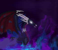 Burn to a Cynder by Nyx-Aeterna