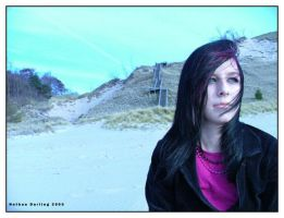 At The Beach in November... by False-Confessions