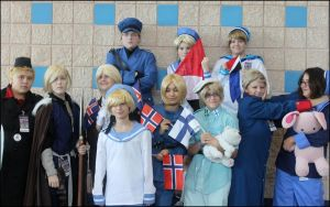 APH MetroCon 2010 - Nordics by Jewelzs